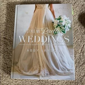 Other - wedding book by Abby Larson